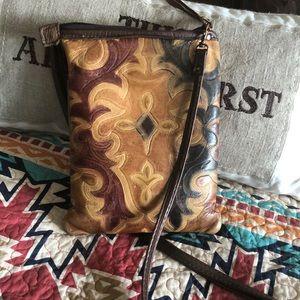 Used double J saddlery purse wallet set!